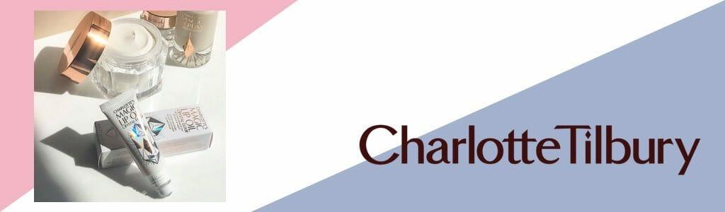 Charlotte Tilbury Header