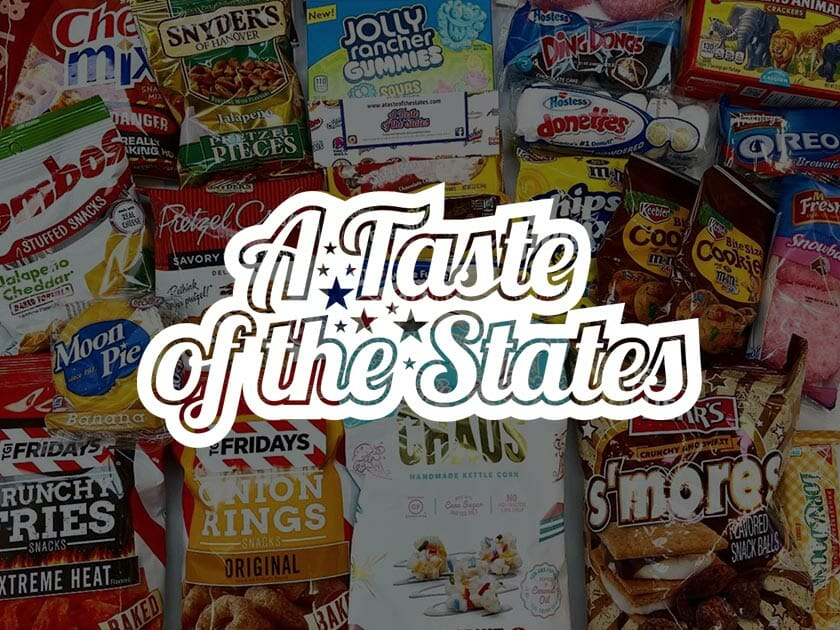 A Taste of The States