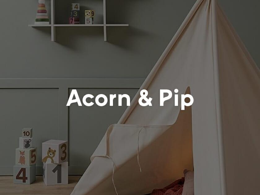 Acorn & Pip