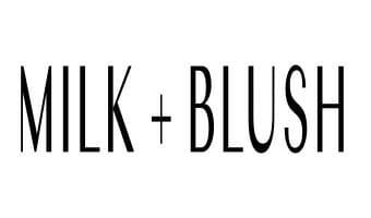 Milk and blush merchant Monday