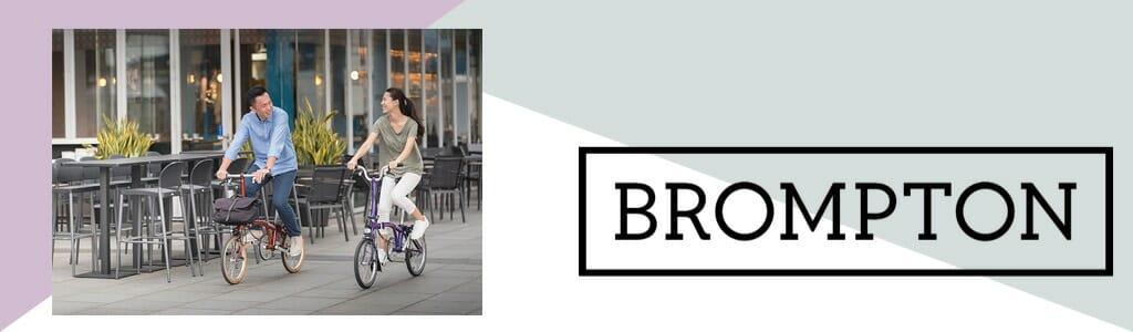 Brompton Bikes Merchant Monday
