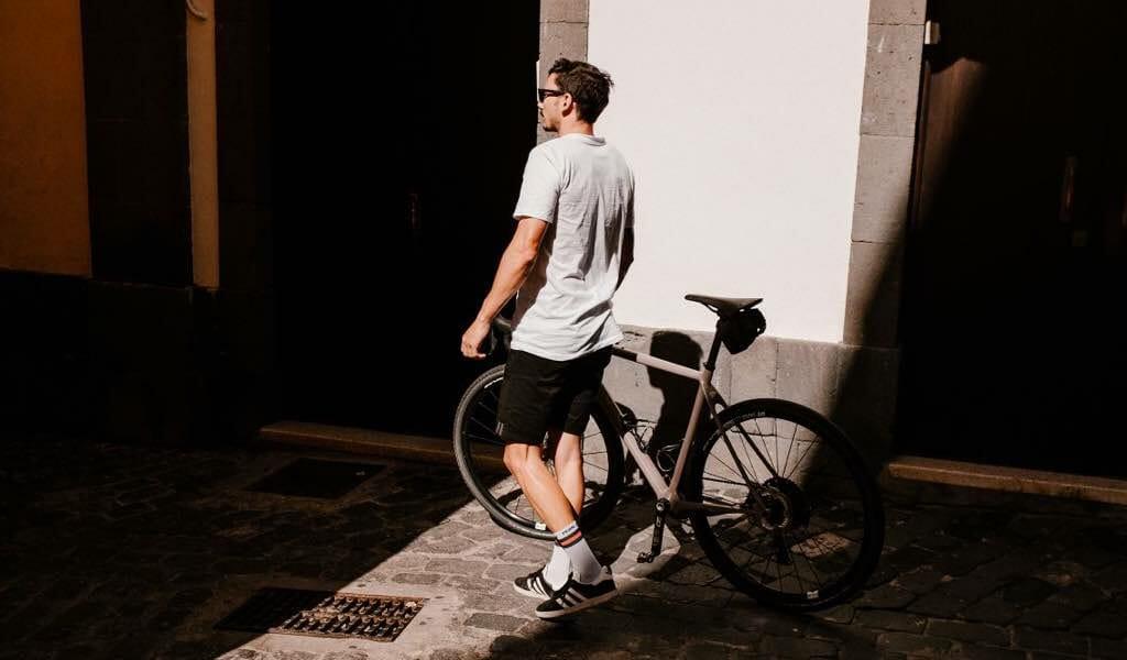 Cycling chinos Klarna blog