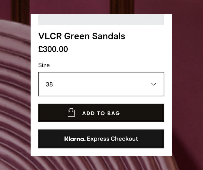 Seamless checkout solutions for your customers