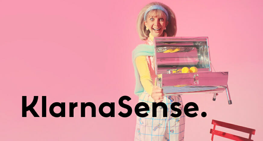 Klarna senses