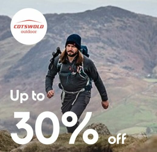 Go outdoors deal image.