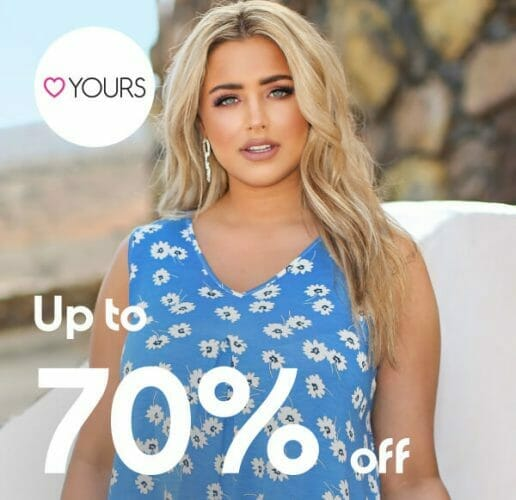 Fashion for you deal image.