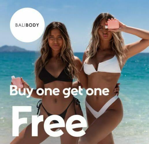 Bali Body - BOGO SPF6 tanning oil