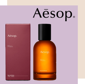 Aesop Vogue Shopping Weekend