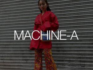 Machine A image