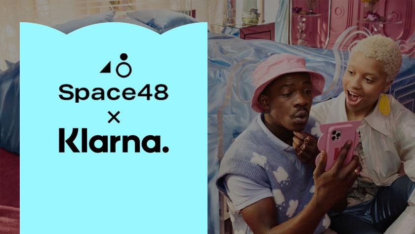 Space48 x Klarna