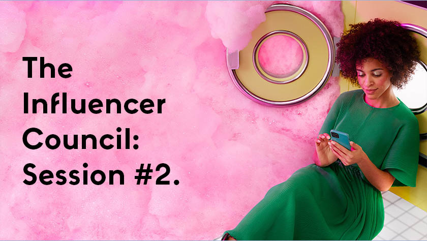 Influencer Council session 2