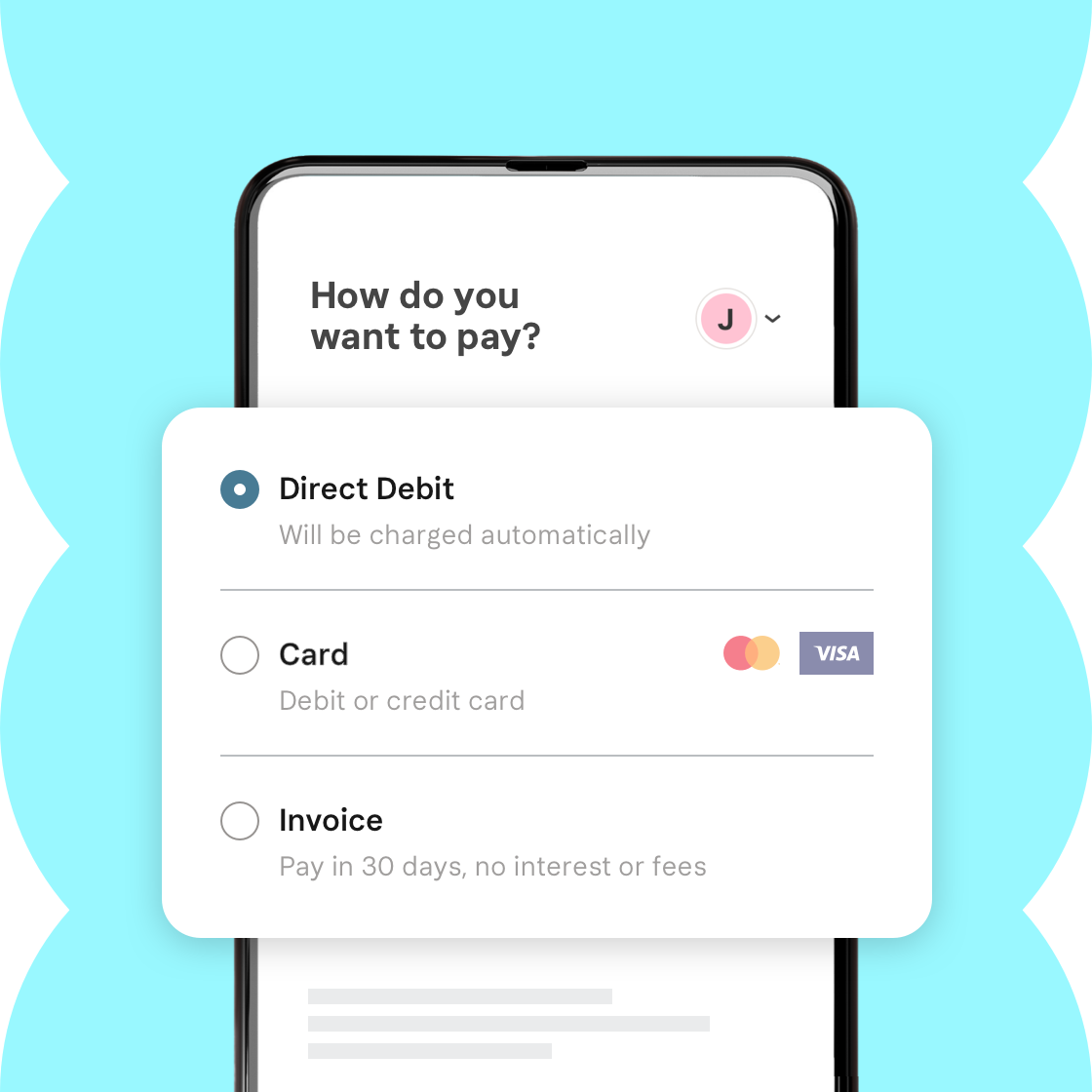 flexible payment methods