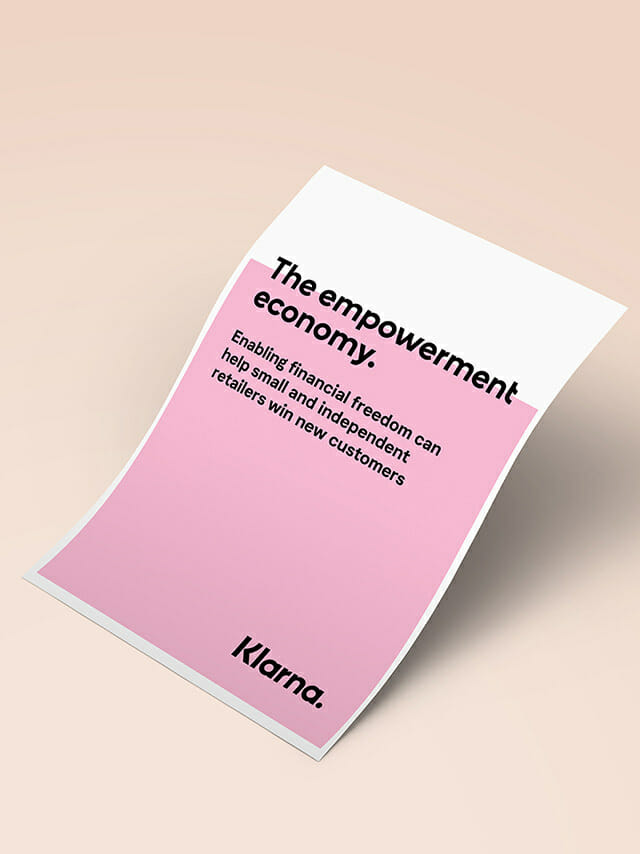 The empowerment economy front page