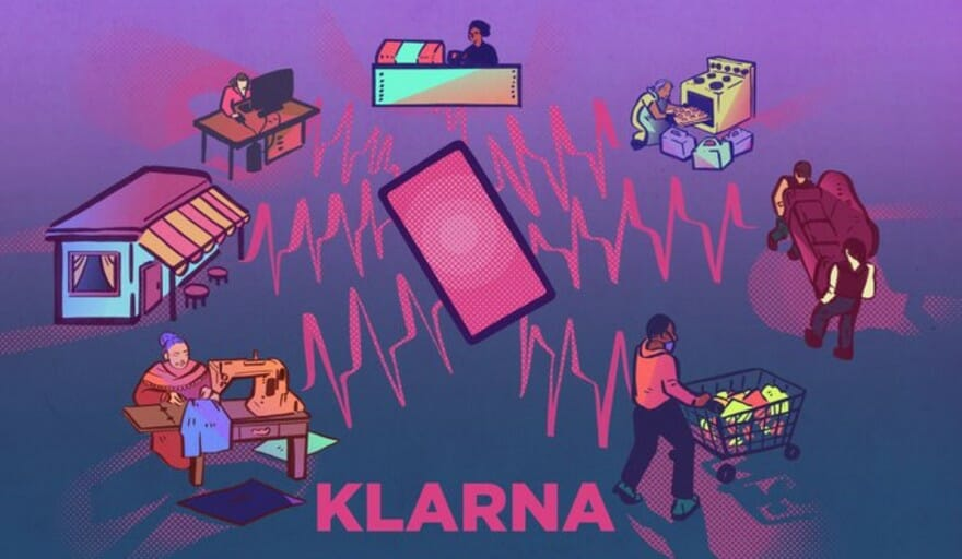 Klarna shop anywhere