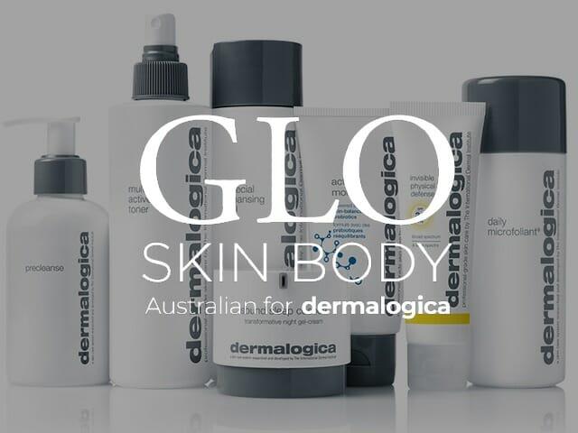 GLO Skin Body Logo