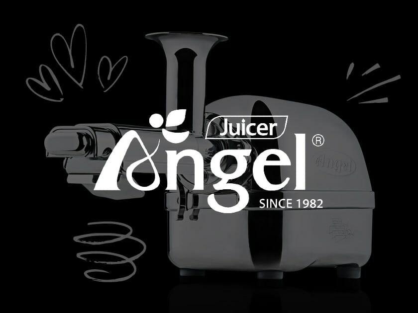 Angel Juicers Logo