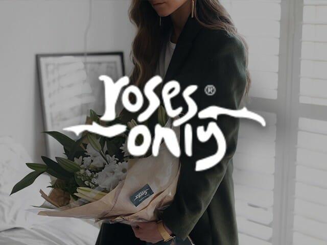 Roses Only Logo
