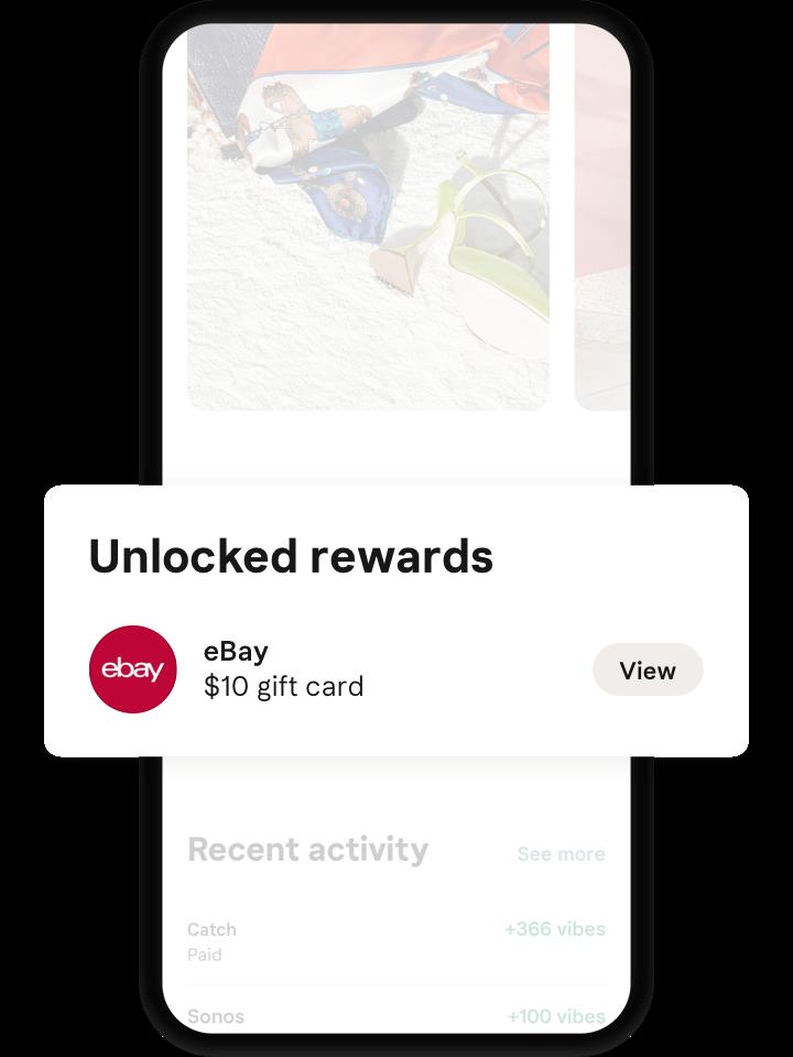 Unlock rewards Klarna