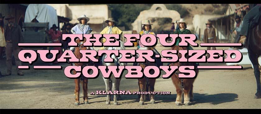 Maya cowboys