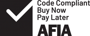 Code Compliant Buy Now Pay Later AFIA