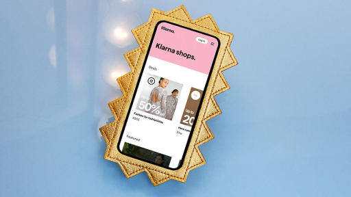 Pay with Klarna at your favourite retailers.