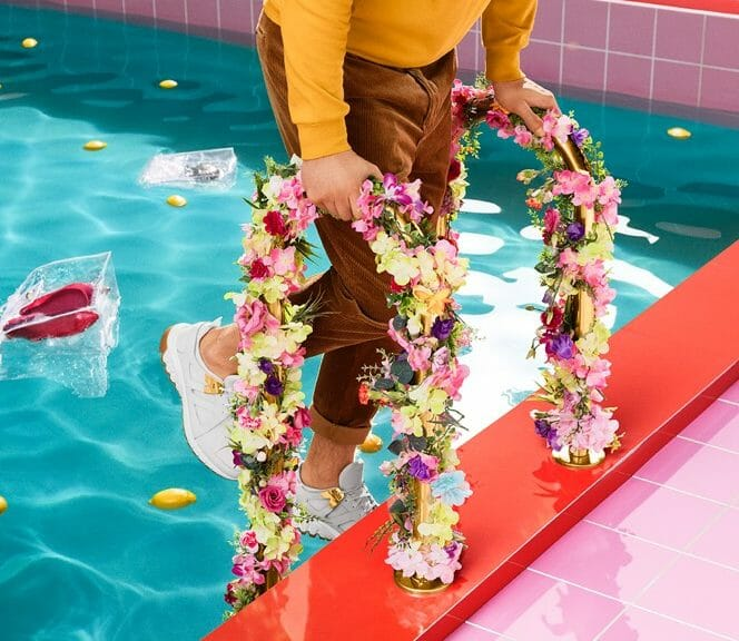 Smoooth situation pool