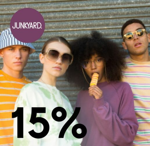 15% på sneakers deal image.