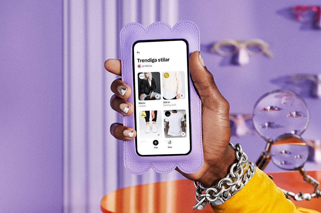SE Super App Purple Klarna