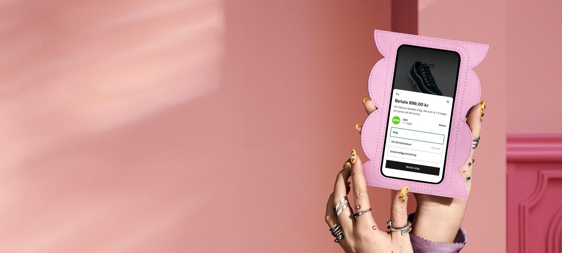 SE Mobile Super App Klarna for Business