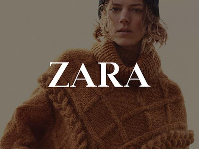 Zara + Klarna