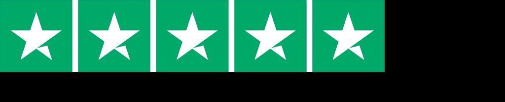 Trustpilot 5 Sterne Bewertung
