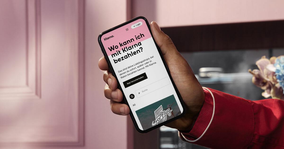 Klarna Shops | Klarna Deutschland