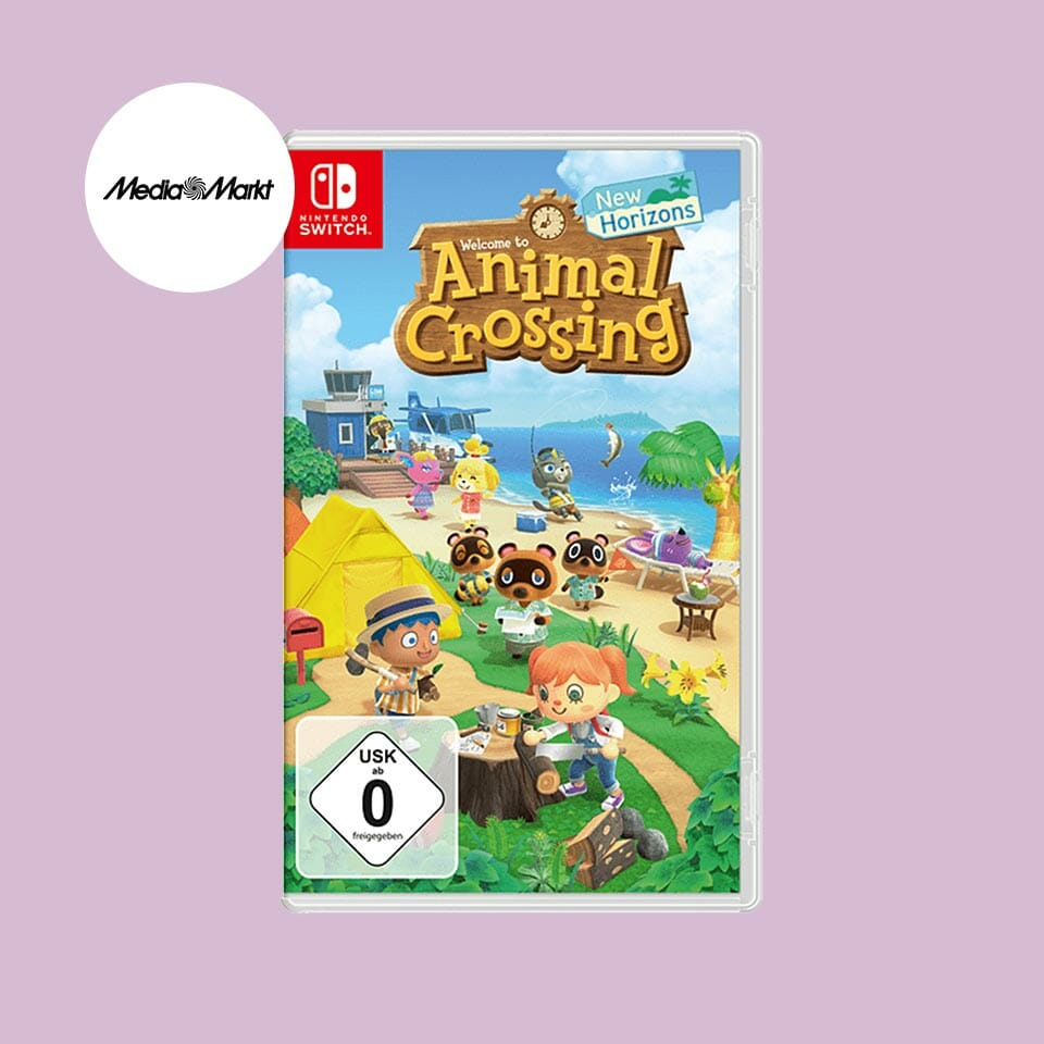 Animal Crossing für Nintendo Switch