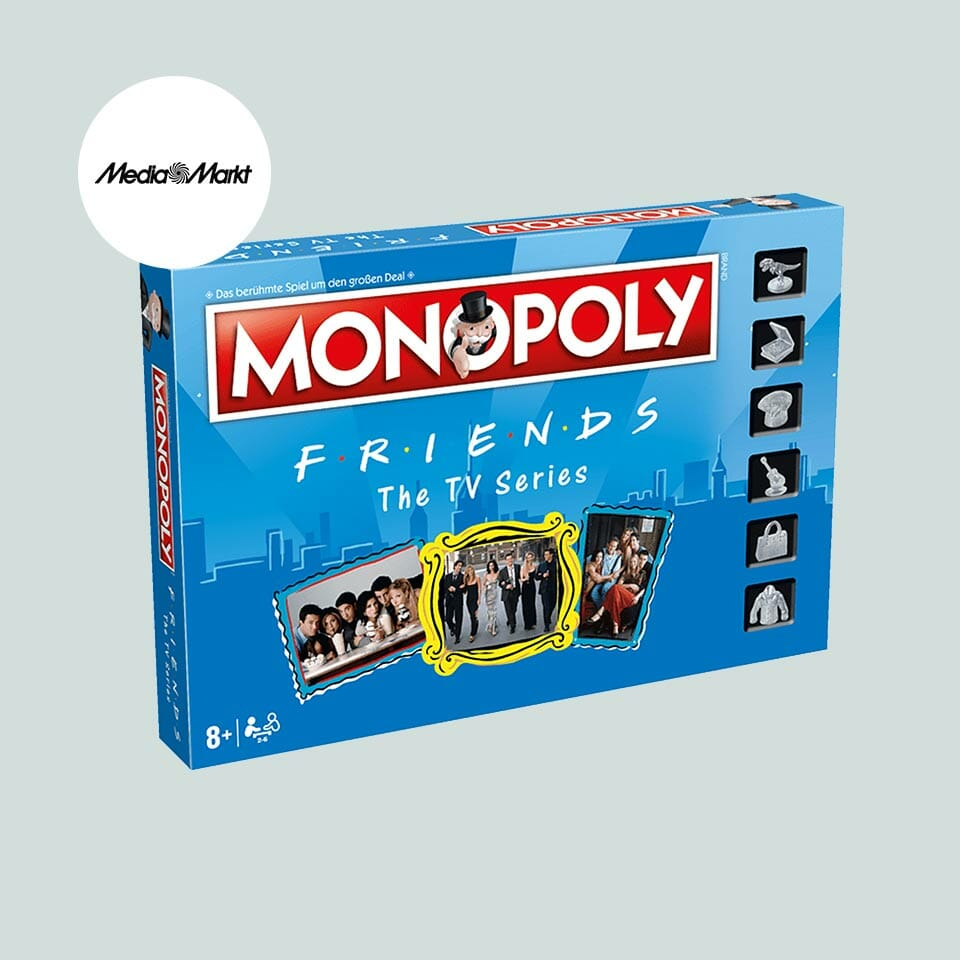 Monopoly: Friends Edition