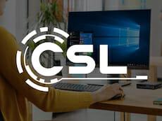 CSL Computer SD card image