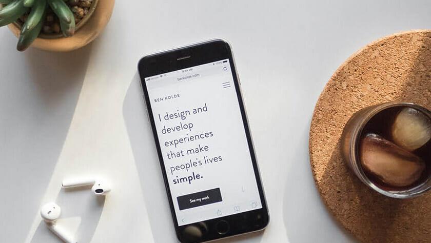 Shop-emoties mobiel scherm afbeelding