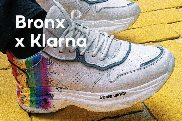 Bronx x Klarna collab