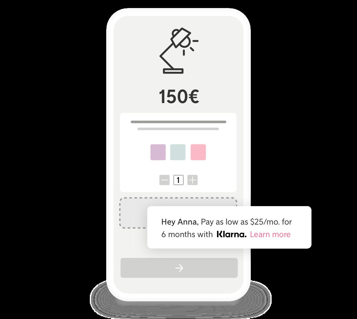 On-site Marketing Platform | Klarna Österreich