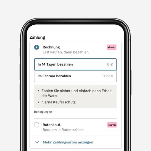 Smoooth bezahlen – Klarna Österreich | Klarna Österreich