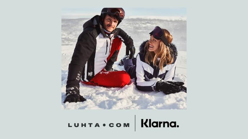 Luhta + Klarna