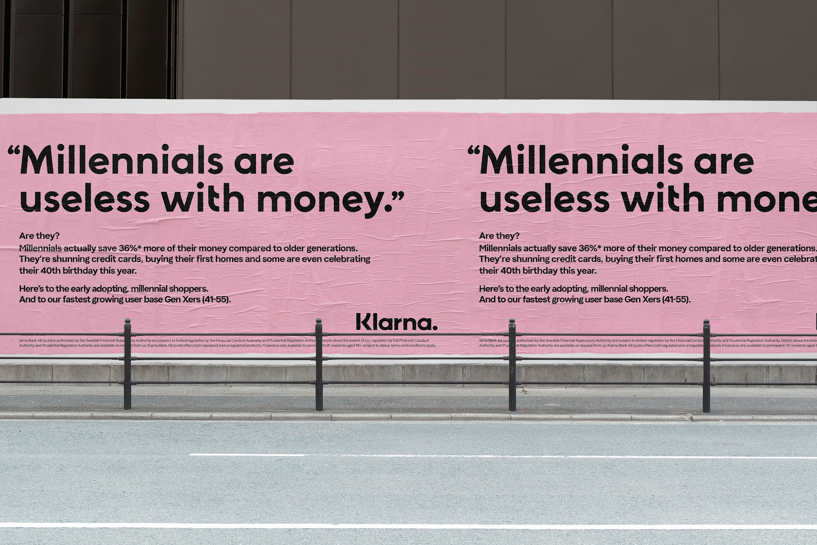 Klarna launches new campaign to celebrate consumers, support ...