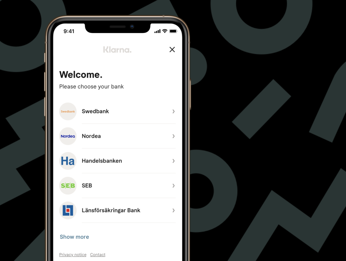 Klarna expands Open Banking solution to 12 more European markets